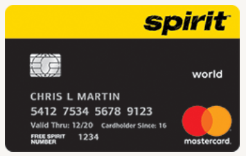 Spirit Airlines Credit Card Review