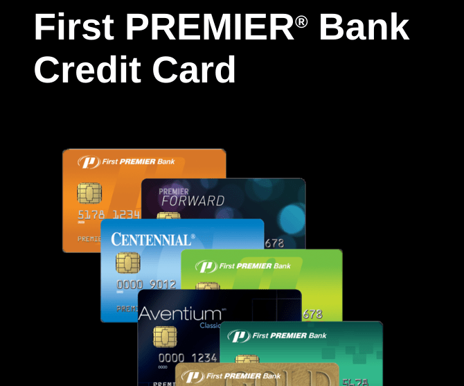 OpenMyPremierCard – The Good, Bad, and Ugly of the First PREMIER Bank Card