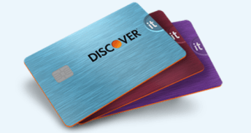 The Discover it Card