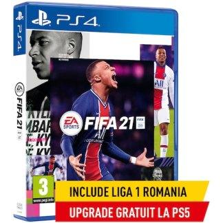 FIFA 21 PS4 upgrade PS5