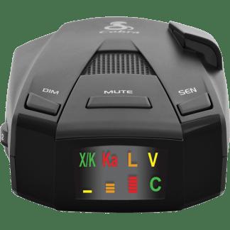 Detector radar Cobra RAD 250
