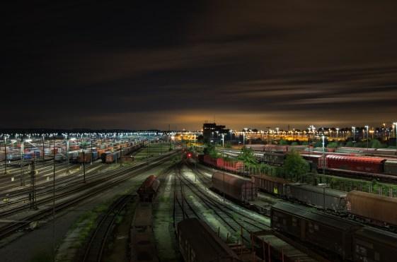 A railroad company