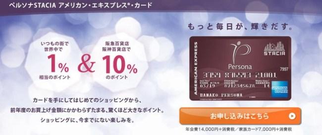 阪急阪神ペルソナカード