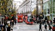 UK Retail Sales Down in March