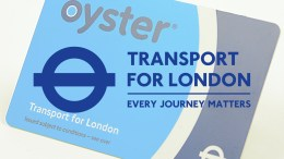 TfL Sitting On ?300 Million Oyster Card Fortune