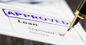 Improve credit score loan approved