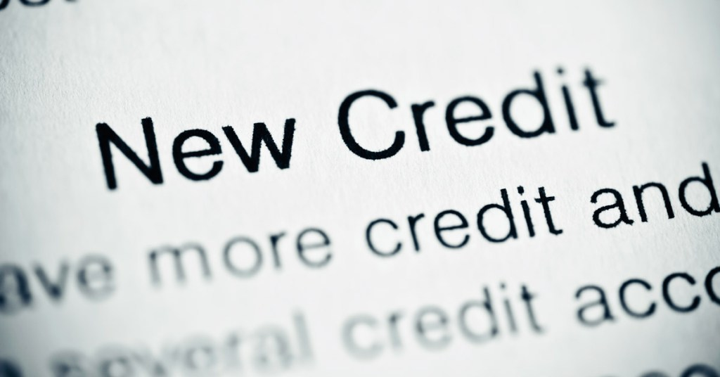 New accounts can lower your credit score. Be careful if you want to build credit.