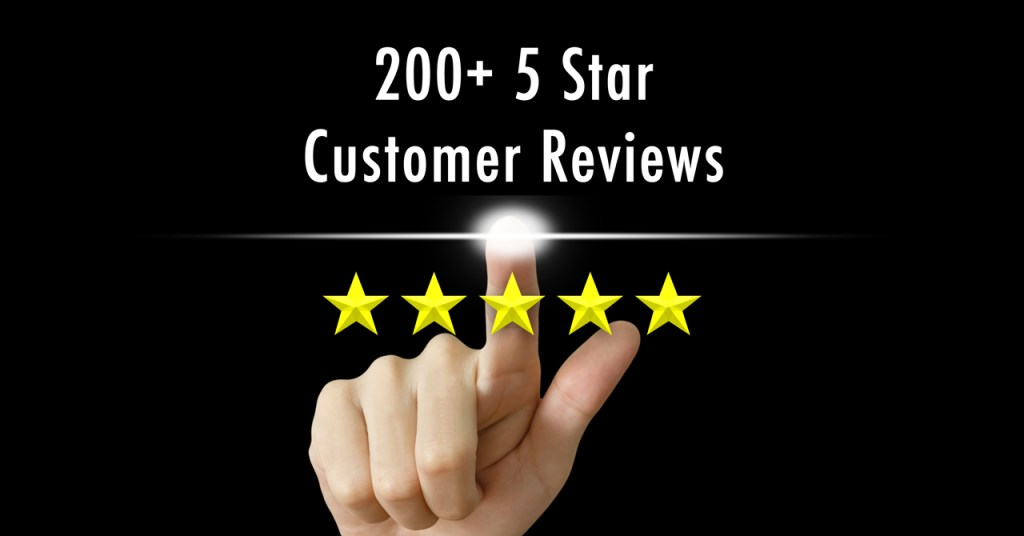 Credit Security Group passes 200 mark in 5-star reviews.