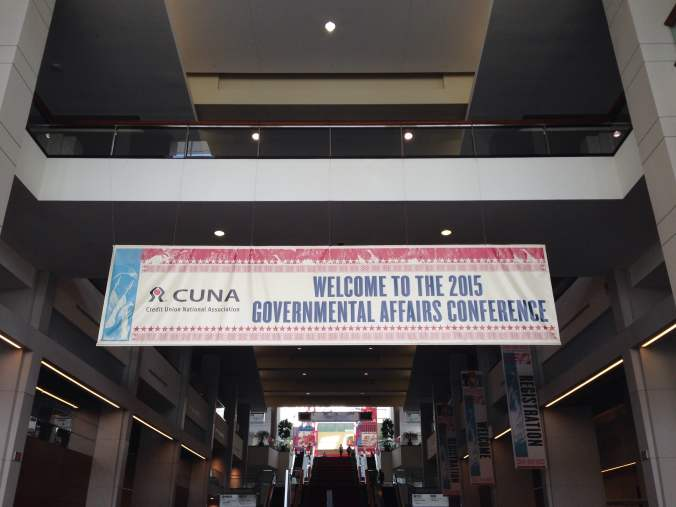 CUNA Welcome to 2015 GAC