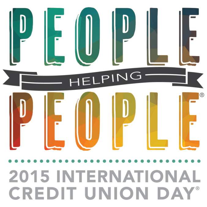International Credit Union Day People Helping People 2015