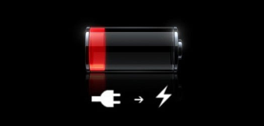 iPhone Battery Dead - Charge Battery Message