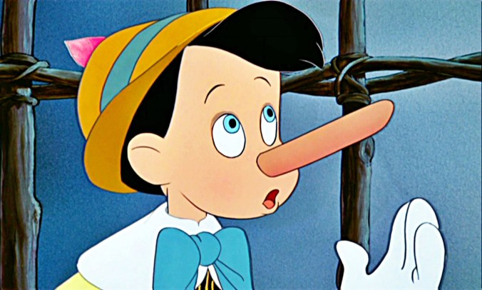 Pinocchio Nose Long