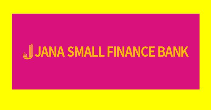 Jana Small Finance Bank DigiGen Online Savings Account.