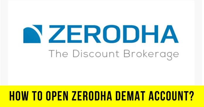 How-To-Open-Zerodha-Demat-Account