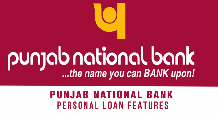 Punjab National Bank Personal Loan Features