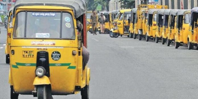 Auto Driver From Chennai Believes He Has The Best Job credityatra 2