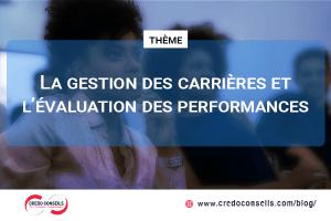 gestion des carrières et l'évaluation des performances