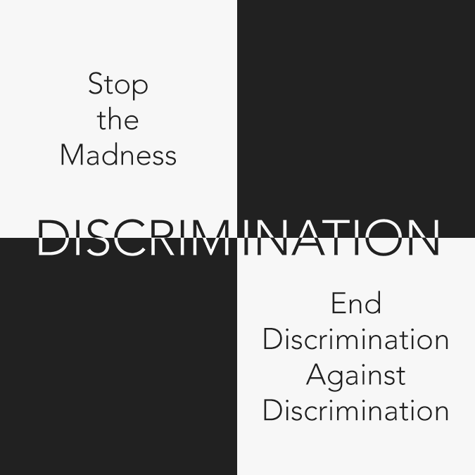 I'm Pro-Discrimination and so Are You