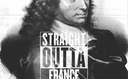 Blaise Pascal Portrait