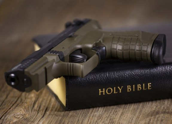 Bible-Gun