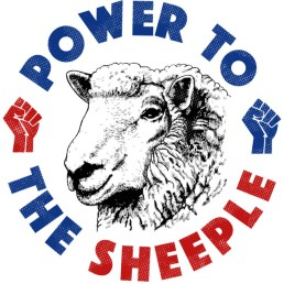 Power-to-the-sheeple