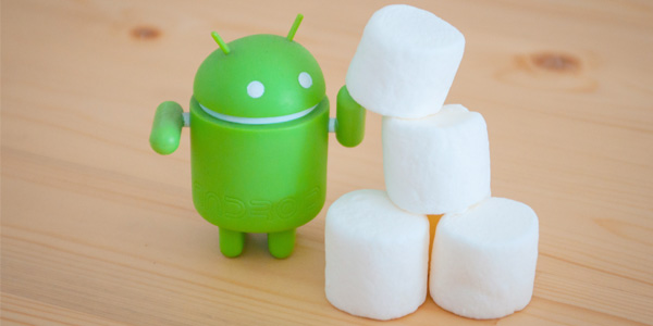 Android Marshmallow graphic