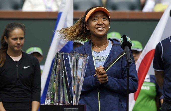 Serena To Face Naomi Osaka In First Round Of Miami Open