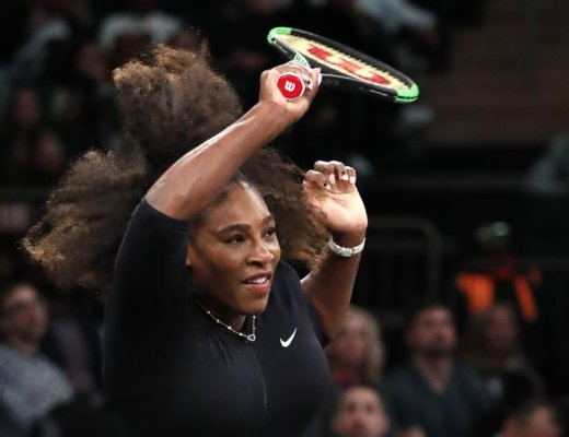 Serena To Face Naomi Osaka In First Round Of Miami Open