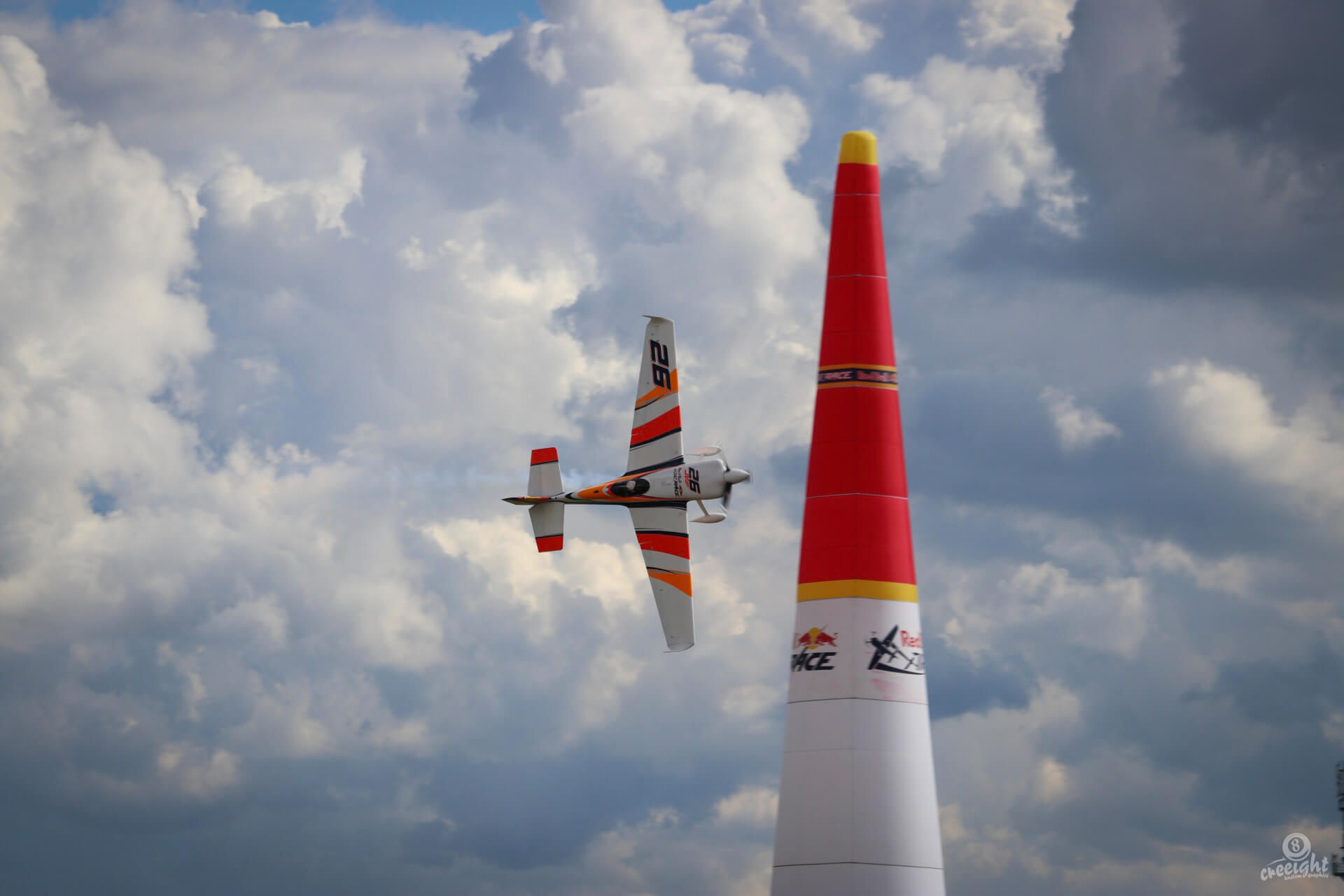 Juan Velarde, Red Bull Air Race 2017, Lausitzring
