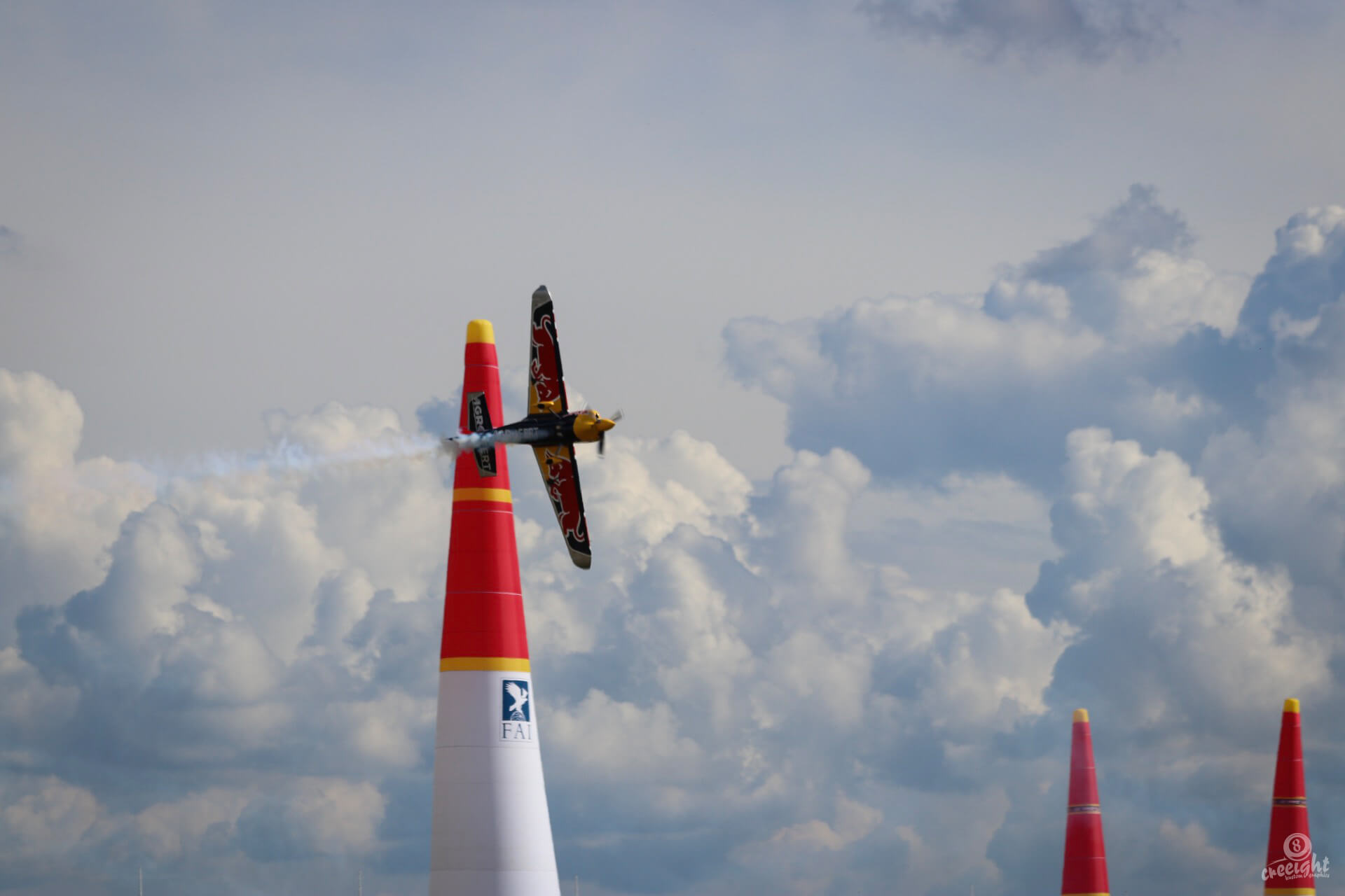 Martin Sonka, Red Bull Air Race 2017, Lausitzring