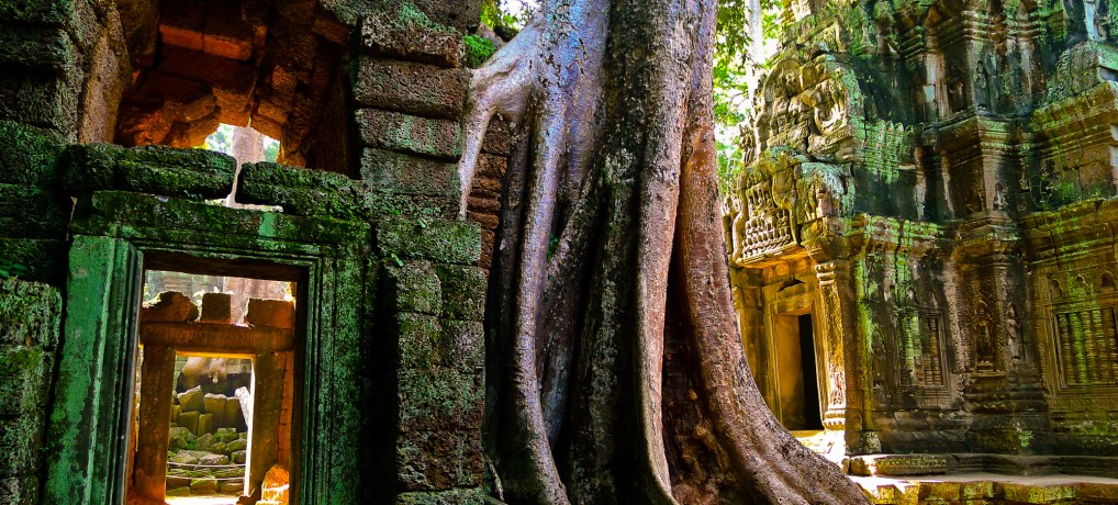 Exploring the ruins of the greatest ancient city: Angkor Wat – Day 29 – Asia – Cambodia