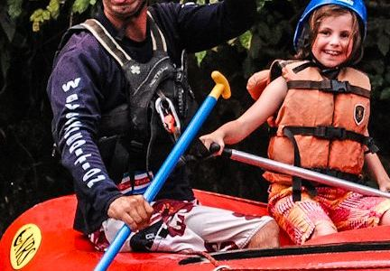 Costa Rica Day 10 – Rafting with Roberto Begnini
