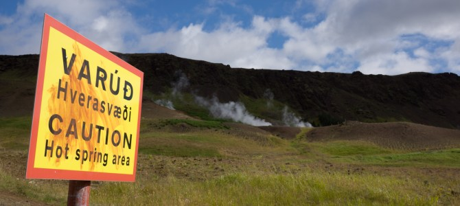 Iceland Day 6: Geo-thermal Greatness