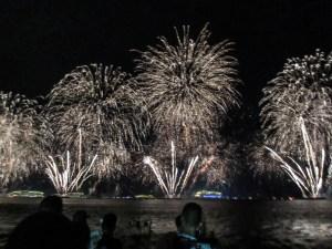 Rio Fireworks