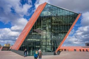 WWII museum Gdansk