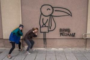 Vilnius Street Art and Churches-3