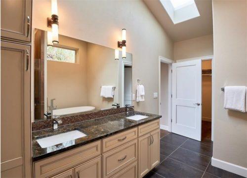 Custom Home Photo Gallery-Bathrooms