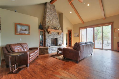 Custom Home Photo Gallery-Great Rooms