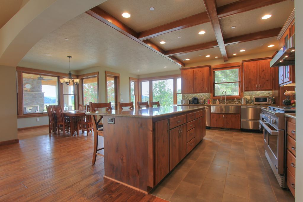 Contemporary craftsman, northwest craftsman home