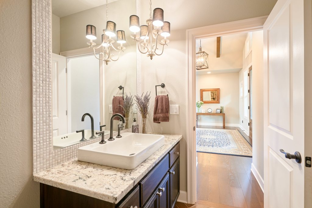 Add Amenities to the Master Bath
