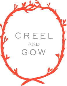Creel and Gow logo