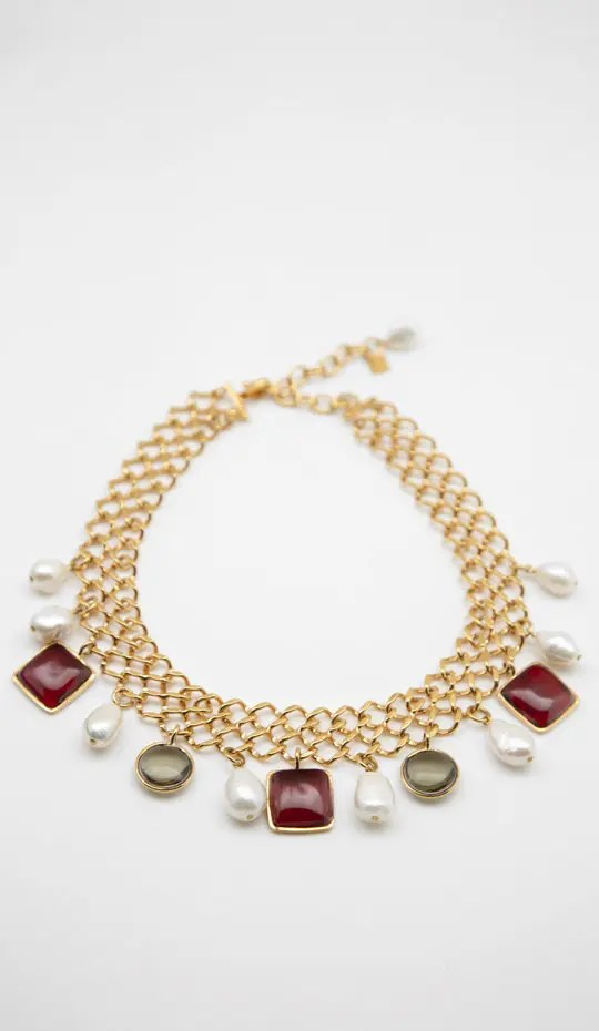 Loulou-gold-red-grey-necklace-on-white