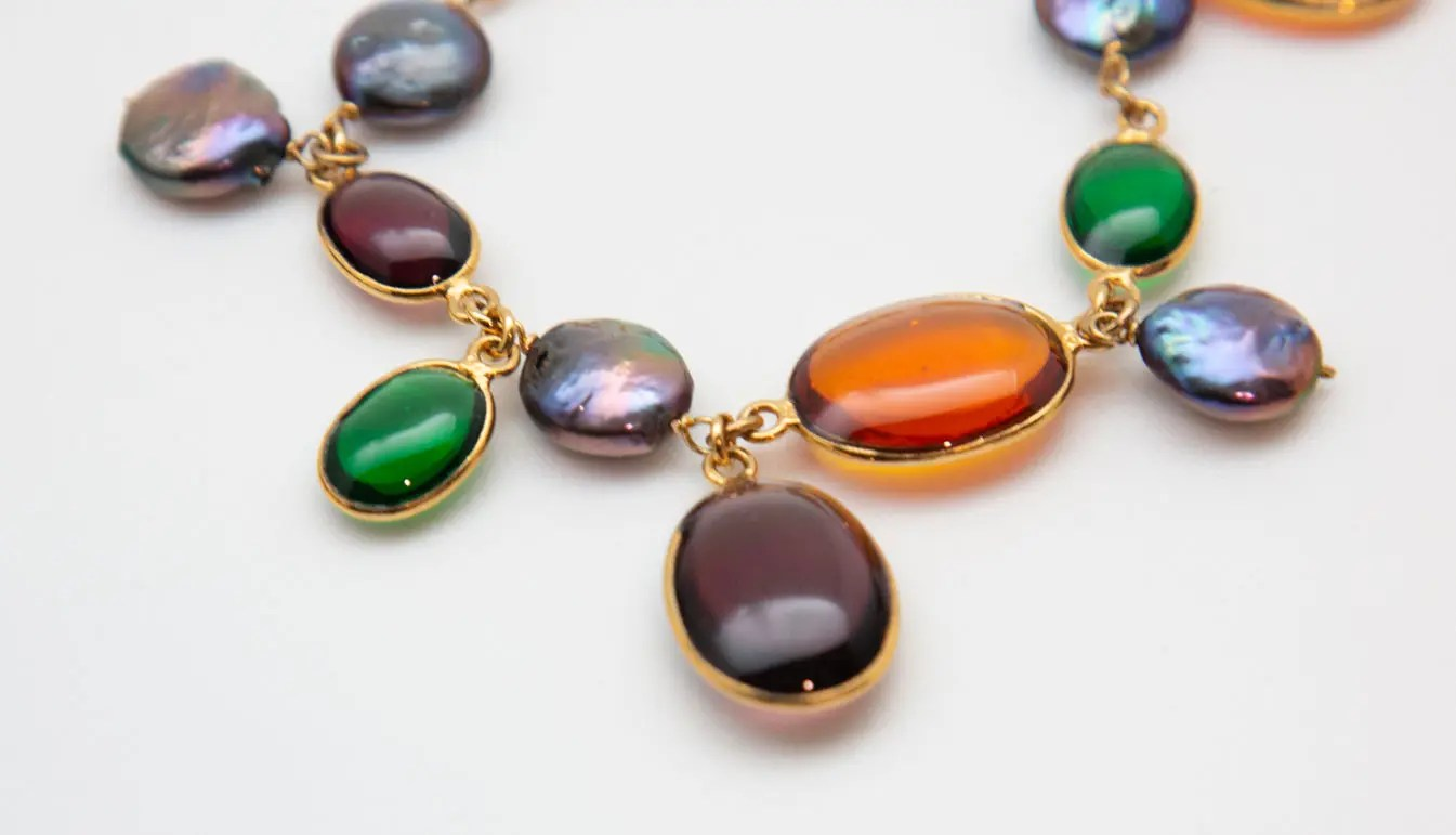 bracelet-orange-purple-green