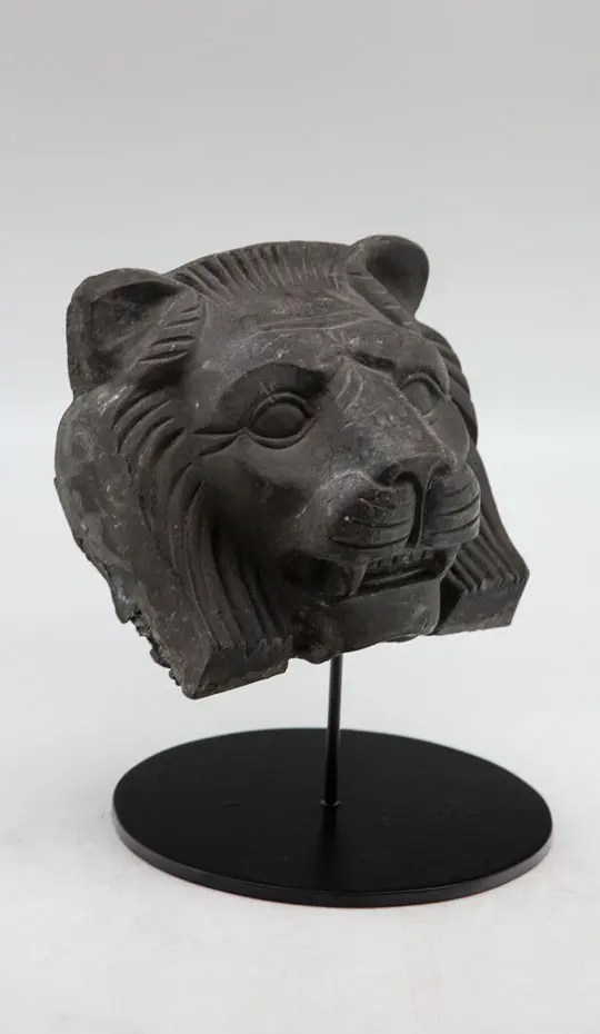 wrought-iron-lion-head