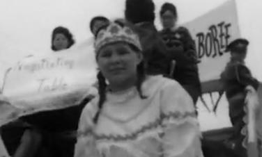 Brenda Ahenakew (Greyeyes) as Indian Princess, 1967