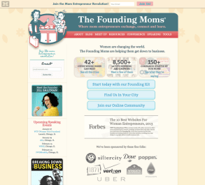 The Founding Moms Site