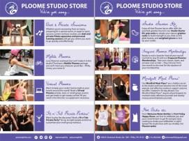 Ploome Studio Store Postcard