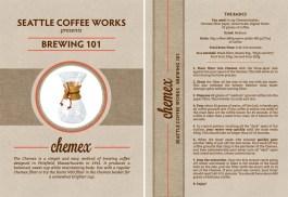 Seattle Coffee Works Brew Guide