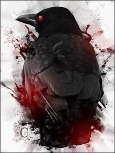 cuervos carmesi