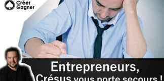 entrepreneur cresus difficultés